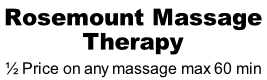 Rosemount Massage 